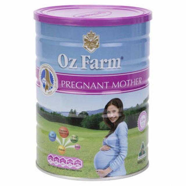 Oz Farm 澳美滋 孕婦配方奶粉 900g