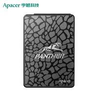 Apacer 宇瞻 PANTHER 黑豹 AS330 240GB 固态硬盘