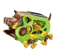 Pro'sKit 寶工 GE-682 太陽能動力野豬玩具 *3件