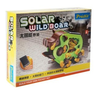 Pro'sKit 宝工 GE-682 太阳能动力野猪