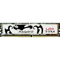 Asgard 阿斯加特 洛極系列 DDR4 2400頻率 臺式機內存條 16GB