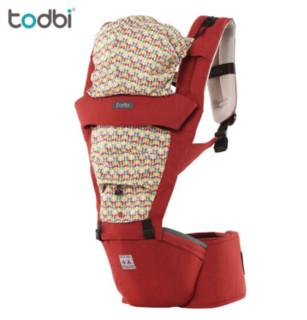 TODBI Air motion 有机棉系列 婴儿多功能背带