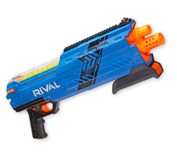 NERF 热火 软弹枪 RIVAL竞争者系列 B3857 阿特拉斯1200发射器 蓝黑 B3857