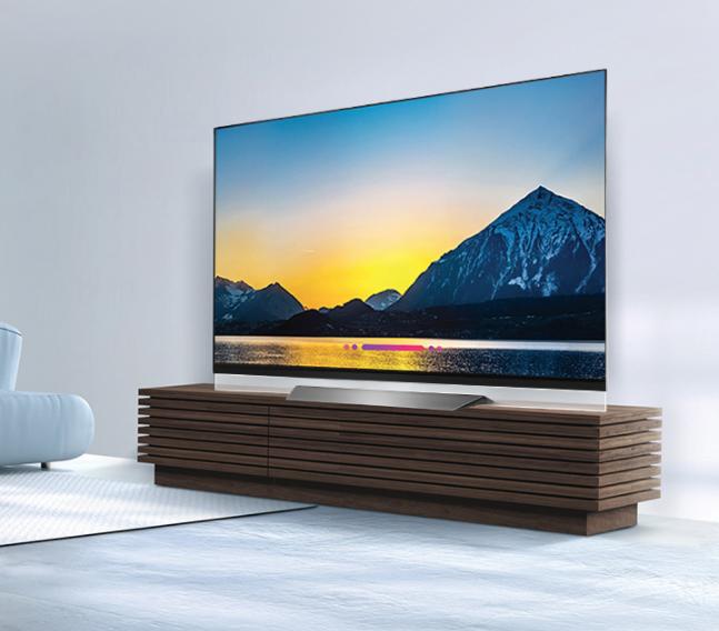 LG  OLED65E8P OLED电视 65吋