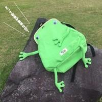 gym master flukefrog 青蛙双肩背包