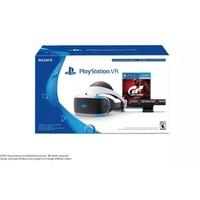 SONY 索尼 Playstation 4 VR眼镜+《GT Sport》+VR摄像头套装