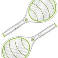志高 充电式电蚊拍 W0大网面款 2色可选