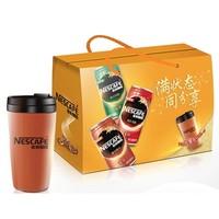 京东PLUS会员:雀巢 咖啡饮料  三口味混合装 180ml*10罐