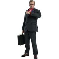 新品预售:Saul Goodman abs&pvc&Pom制 涂装完成品 可动手办