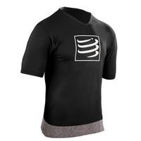 京东PLUS会员:COMPRESSPORT TRAINING 运动员训练T恤 *2件