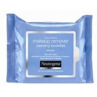 临期品:Neutrogena 露得清 卸妆湿巾 25片 *2件