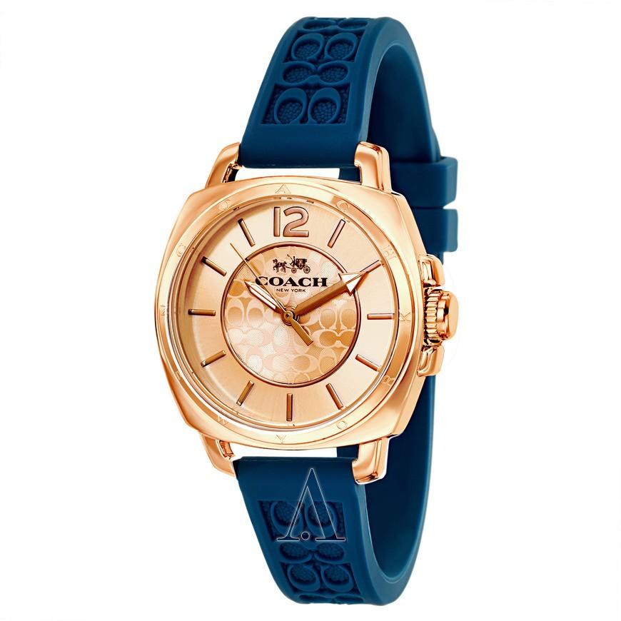 COACH 蔻驰 Boyfriend 14502095 女士时装腕表