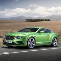 高端秀:Bentley 宾利 欧陆、飞驰、添越
