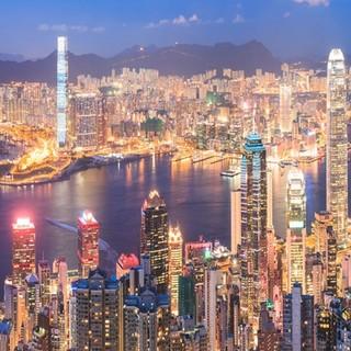 上海-香港4天3晚自由行
