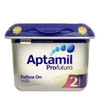 Aptamil 愛他美 英國白金版 嬰幼兒奶粉 2段 800g