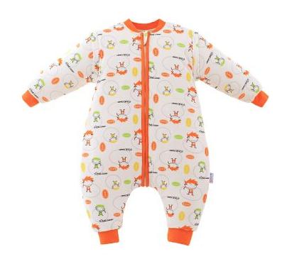 Elepbaby 象宝宝 婴儿全棉分腿睡袋