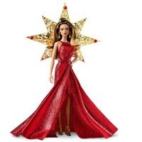 Barbie 芭比娃娃 DYX41 2017年节日收藏版(拉美裔)