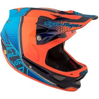 Troy Lee Designs D3 Carbon MIPS 骑行头盔