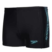 SPEEDO 速比涛 泳感健身 男款平角泳裤