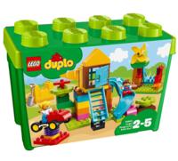 网易考拉黑卡会员 : LEGO 乐高 得宝 10864 我的游乐场创意积木盒