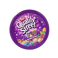 手慢无、值友专享:NESTLE QUALITY STREET 雀巢花街 什锦巧克力礼盒  1.2kg*2盒