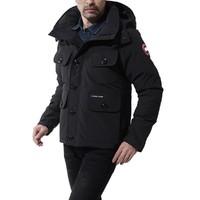 大码福利:Canada Goose 3801M SELKIRK PARKA 羽绒大衣