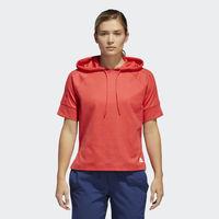adidas 阿迪达斯 Sport ID Pullover Hoodie  女士短袖连帽卫衣 *2件