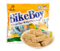 BikeBoy 燕麥巧克力 燕麥棒 400g *13件