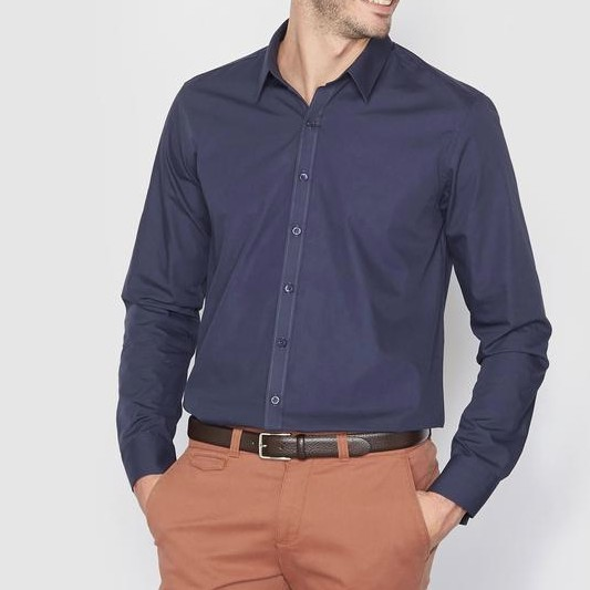 La Redoute Collections Regular Fit 男士衬衫