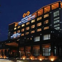 酒店特惠 : 5分钟到达迪士尼,上海康桥凯莱酒店2晚连住套餐(含早)