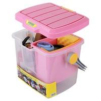 IRIS 愛麗思 WB25 多用箱 野營凳 洗車水桶 *4件
