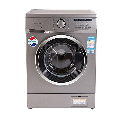 DAEWOO 大宇 XQG80-108WPS 8公斤 滚筒洗衣机