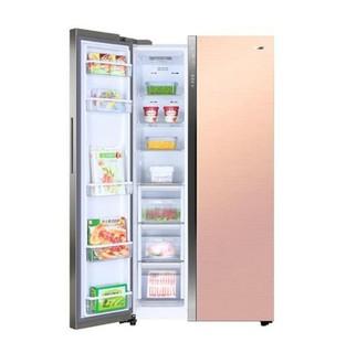 Haier 海尔 BCD-625WDGEU1 625升 对开门冰箱