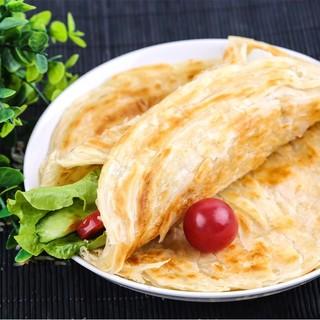 乐麦点 原味手抓饼 (50片)