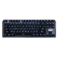 1日0点:RANTOPAD 镭拓 MXX 机械键盘 87键 佳达隆青轴 黑色