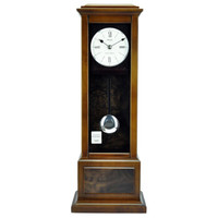 SEIKO 精工 QXQ026B 復古木質座鐘 +湊單品