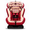 京東PLUS會員 : 感恩 兒童安全座椅0-4-12歲 波西米亞紅 可雙向安裝