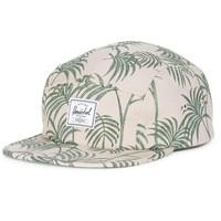 Herschel Supply Co. 1007 中性款棕榈印花五片帽