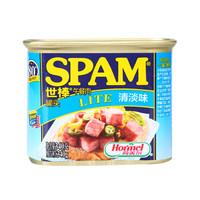 SPAM 世棒 午餐肉罐头 清淡味 340g/盒 *8件