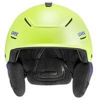 中亚Prime会员:UVEX 优维斯 All mountain 全地形系列 p1us 2.0 中性滑雪头盔