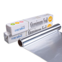 法焙客錫紙燒烤鋁箔紙錫箔紙烤箱用烤肉紙家用廚房加厚吸油紙烘焙 *44件
