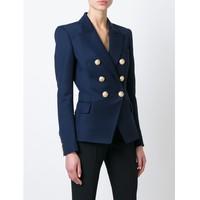 海淘活动:SSENSE 精选Balmain女士休闲西装外套促销