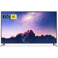 新品发售:MI 小米 小米电视4 L75M5-AB 75英寸 4K液晶电视
