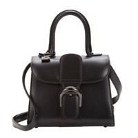 618预售:DELVAUX BRILLANT MINI 女士手提斜挎包