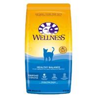 WELLNESS 天然成猫粮 控制毛球配方 13.6kg