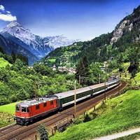 出游必备:瑞士火车铁路通票Swiss Pass周游券(可自选天数)