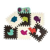 历史低价、京东PLUS会员:B.toys 比乐 动物乐团 音乐地垫 +凑单品
