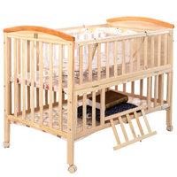 gb 好孩子 MC306-J311 多功能实木婴儿床