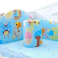 Elepbaby 象宝宝 婴儿床品三件套 120*70cm