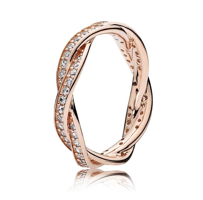 PANDORA 潘多拉 180892CZ 命运之轮戒指